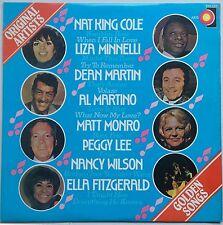 ELLA FITZGERALD/PEGGY LEE/NANCY WILSON Original Artists Golden Songs OZ Axis EXC