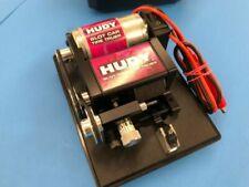 HUDY Slot Car Tire Truer for 1/8 and 3/32 Axle Wheels - Hud103100