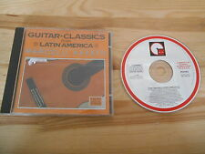 CD Ethno Marcelo Kayath - Guitar Classics From Latin America (19 Song) IMP REC