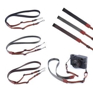 Quick Release DSLR/SLR Camera Cuff Wrist Belt Shoulder Strap Sling Buckle Kit