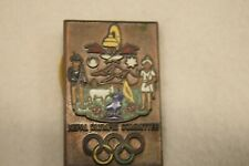 1996 Nepal Olympic Committee pin