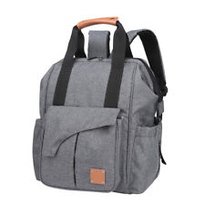 Multifunction Mummy Dad Diaper Nappy Travel Backpack Newborn Baby Changing Bag