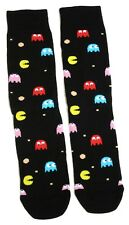 MENS PAC-MAN & GHOSTS MULTIPLE CHARACTER SOCKS UK SIZE 6-11 / EUR 39-46/USA 7-12