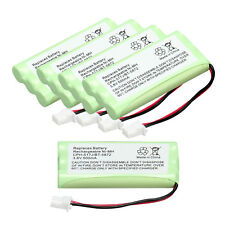 New 5Pcs 3.6V 500mAh NI-MH Phone Rechargeable Battery for Vtech BT-5872 CPH-517J