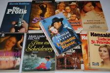 10 Bücher Belletristik Romane Liebesroman Thriller Krimi Kriminalroman Erotik