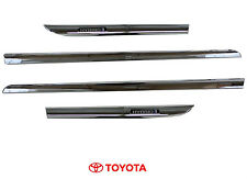 2012  TOYOTA PRIUS LOWER DOOR MOLDING KIT  OEM PT29A-47120