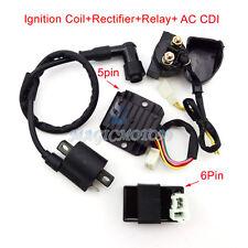 CDI Rectifier Relay Ignition Coil 150cc 200cc 250cc ATV Quad Taotao Sunl Kazuma