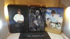 Hot Toys MMS297 Luke Star Wars 1/6 action figure's regular empty box only!