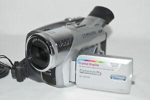 PANASONIC NV-GS120 CAMCORDER 3CCD MINI DV DIGITAL TAPE VIDEO camera