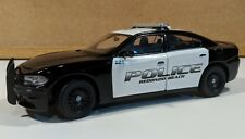 Redondo Beach CA Police Custom 1/27 Scale Welly Dodge Charger