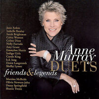 Duets: Friends and Legends by Anne Murray (CD, Jan-2008, Manhattan Records) 23