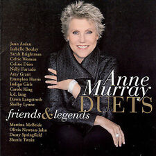 Duets: Friends and Legends by Anne Murray (CD, Jan-2008, Manhattan Records)