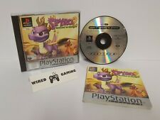 Spyro 2: Gateway To Glimmer- PS1 (Sony Playstation 1) Complete (PAL) Platinum