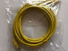 CAT6 CAT5e 3 Metre Snagless Ethernet Lan RJ45 Network Cable Patch Cord YELLOW