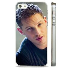 Tom Hardy British Stud Actor CLEAR PHONE CASE COVER fits iPHONE 5 6 7 8 X
