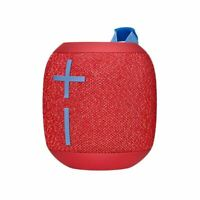 Logitech Ultimate Ears Wonderboom 2 Ultraportable Bluetooth Speaker - Red