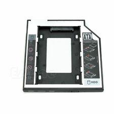 9.5mm SATA Segundo HDD SSD Caddy Disco Duro para CD/Dvd-rom Óptico Bay Universal