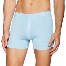 """Calvin Klein BODY Button Fly Cotton Boxer Trunks Men's SMALL (28""""-30"""") **NEW**"""
