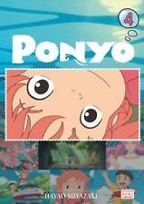 Ponyo Film Comic, Vol. 4 by Hayao Miyazaki (2009, Paperback, Movie Tie-In)