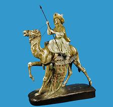 Edouard Stellmacher Turn/Teplitz Araber auf Kamel - Arab riding a Camel vor 1910