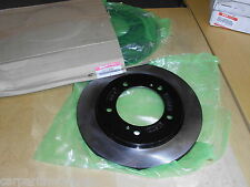 GENUINE SUZUKI FRONT BRAKE DISCS X 2  PART NO:55211-65D01 FITS VITARA 2.0 1998-