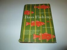 BASS FISHING by Grits Gresham, COMPLETE BOOK OF 1969 2nd Printing HB Book
