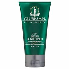 Clubman Pinaud 2-in-1 Beard Conditioner 3 oz - Brand new - Free Shipping
