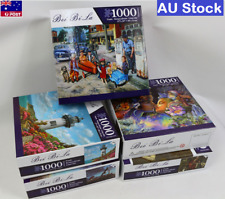 Jigsaw Puzzles 1000 Piece vary style for Adult Kids Puzzle Home Decor