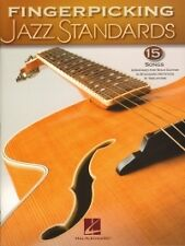 FINGERPICKING JAZZ STANDARDS 15 Songs Guitar Tab*