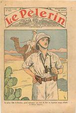 Portrait Sixte de Bourbon-Parme Voyage en Afrique Coloniale 1932 ILLUSTRATION