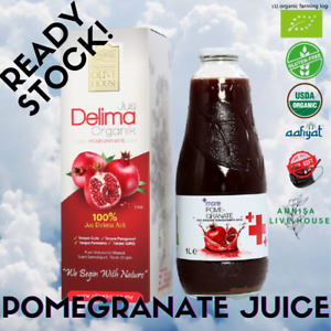 [READYSTOCK!] 1 LITER ORIGINAL AZERBAIJAN POMEGRANATE JUICES ANNISA OLIVE HOUSE