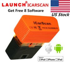 LAUNCH X431 iCarScan OBD2 Code Reader Scanner Replace Idiag Easydiag M-diag