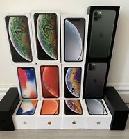 Apple iPhone Boxes - X - XS - XR - XS MAX - 11 - 11 PRO - 11 PRO MAX