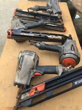 PASLODE F350S POWERMASTER PLUS FRAMING NAILER NAIL GUN I Have 20 Ready To Go