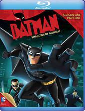 Beware the Batman: Shadows of Gotham - Season One, Part One (Blu-ray Disc, 2014)