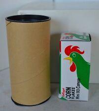 Vintage Mini 110 Camera Kelloggs Corn Flakes MIB Rooster