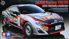 GAZOO Racing TRD 86  - 2013 TRD Rally challenge  - art. 24337  - Tamiya 1/24