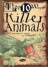 TOP 10 Worst KILLER ANIMALS    - BRAND NEW KS2 Science