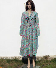 Handmade 1970s 100% Cotton Vintage Dresses for Women