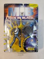 "Galoob Men in Black MIB Street Striker Kay vs Manhole Alien 5"" Figure 1997 NEW"