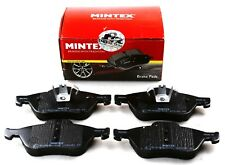 MINTEX FRONT AXLE  BRAKE PADS FOR REANULT MEGANE MDB2883 (REAL IMAGE OF PART)