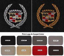 Lloyd Mats Cadillac Eldorado Crest Classic Loop 1 Pc Front Floor Mat (1967-1985)