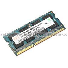 2 go hynix DDR3-1 066 pc3-8500 double canal mémoire sodimm 1.5 V hmt125s6afp8c-