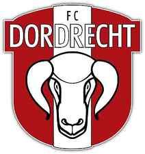 """Dordrecht 90 FC Netherlands Football Soccer Car Bumper Sticker Decal 4""""X5"""""""
