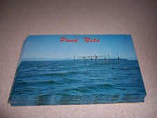 1960s POND NETS on LAKE SUPERIOR CIRCLE ROUTE UNUSED POSTCARD LOT of 18