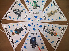 Birthday, Child Star Wars Party Buntings