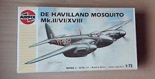 DE HAVILLAND MOSQUITO MK.II /MK VI/MK VIII  1/72 AIRFIX