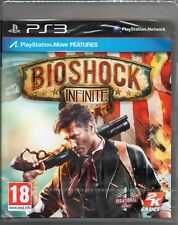 BIOSHOCK: INFINITE GAME PS3 ~ NEW / SEALED