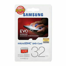 Samsung EVO 32GB MicroSDHC UHS-I Card With SD Adapter