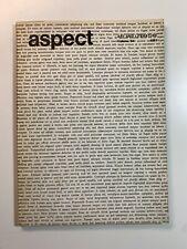 Australia  - aspect Art and Literature 1967